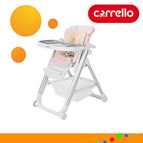 Детский стульчик для кормления CARRELLO Concord CRL-7402 Розовый (CRL-7402 Salmon Pink)