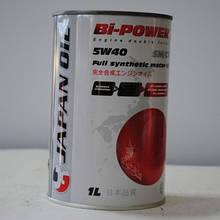 Моторное масло JAPAN OIL Bi-POWER  5W-40 1л