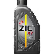 Моторне масло ZIC X7 LS 10W-40 1л