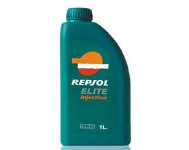Моторное масло REPSOL ELITE INJECTION 10W40 1л