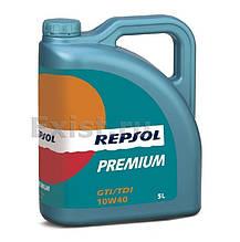 Моторное масло PREMIUM GTI/TDI 10W40 4л