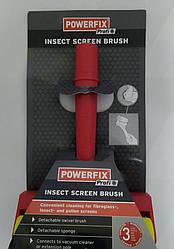 Щетка для чистки москитной сетки на окнах Powerfix 3961