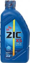 Моторне масло ZIC LPG 10W-40 1л ( Для двигунів на газі)