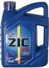 Моторное масло ZIC X5 10W-40 4л