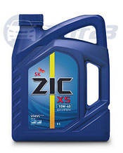 Моторное масло ZIC X5 10W-40 6л