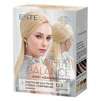 Набір Секрет ідеального блонда WHITE BALANCE 12.0 Неперевершений топаз
