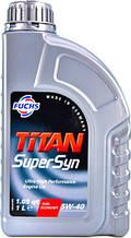 Моторное масло Fuchs Oil Titan Supersyn 5W-40 1л (600930769)