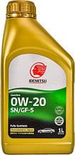 Моторне масло Idemitsu Gasoline 0W-20 SN/GF-5 1л (30011325-724000020)