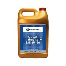 Моторне масло Subaru Motor Oil 0W-20 3,785 л (SOA427V1315)