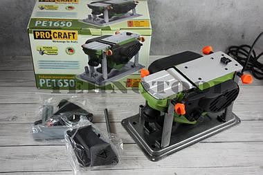 Рубанок ProCraft PE1650, фото 3