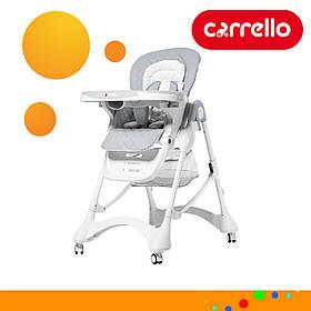 Детский стульчик для кормления CARRELLO Caramel CRL-9501/3 Серый (CRL-9501/3 Cloud Grey)