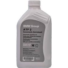 Трансмісійне масло для 6ст АКПП BMW ATF 2 1 л.