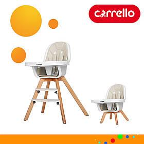 Детский стульчик для кормления CARRELLO Prego CRL-9504/1 Light Beige Бежевый