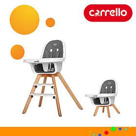 Детский стульчик для кормления CARRELLO Prego CRL-9504/1 Palette Grey Темно-серый