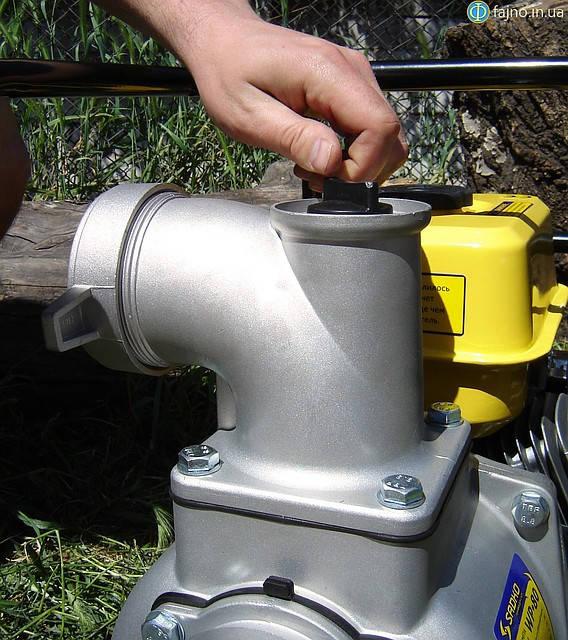 мотопомпа Sadko wp-80