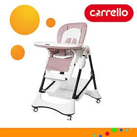 Детский стульчик для кормления CARRELLO Stella CRL-9503 Powder Pink Розовый