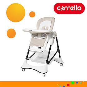 Детский стульчик для кормления CARRELLO Stella CRL-9503 Light Beige Бежевый