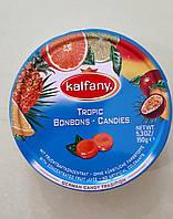 Леденцы Kalfany тропические фрукты 150 г