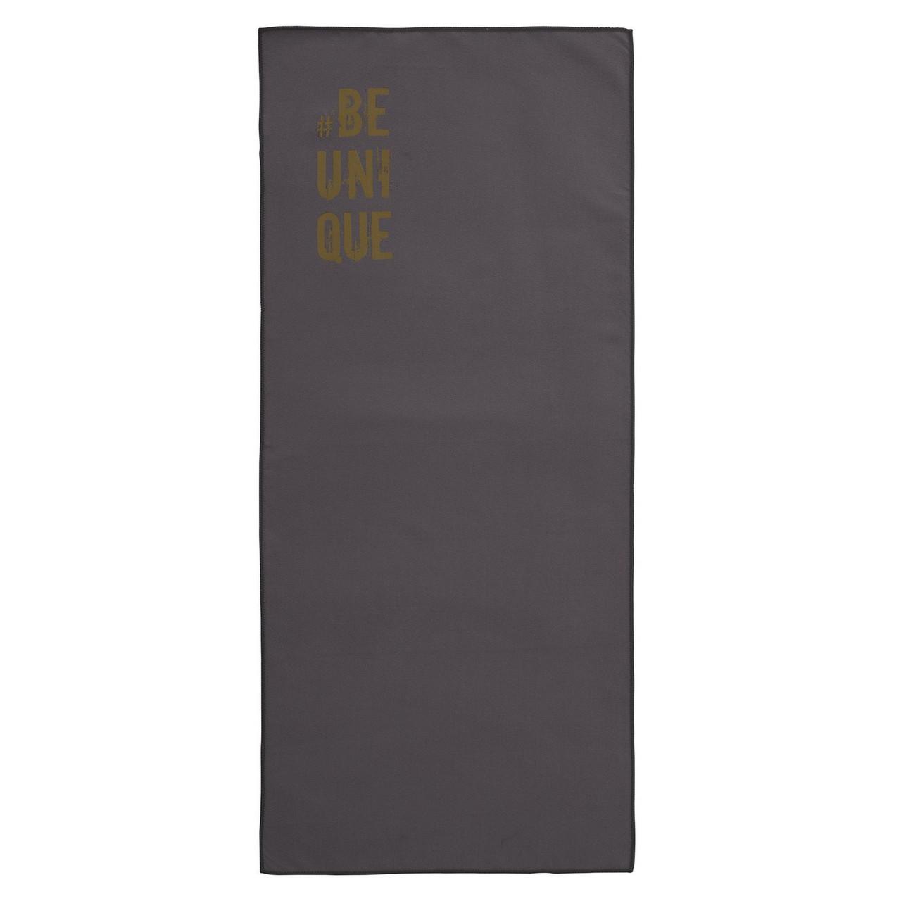 Полотенце из микрофибры Uquip Agility 60x120 cm Grey (247319)