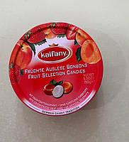 Льодяники Kalfany персик-полуниця 150 г, фото 1