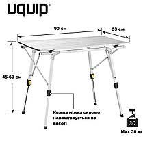 Стол Uquip Variety M Grey (244112), фото 2