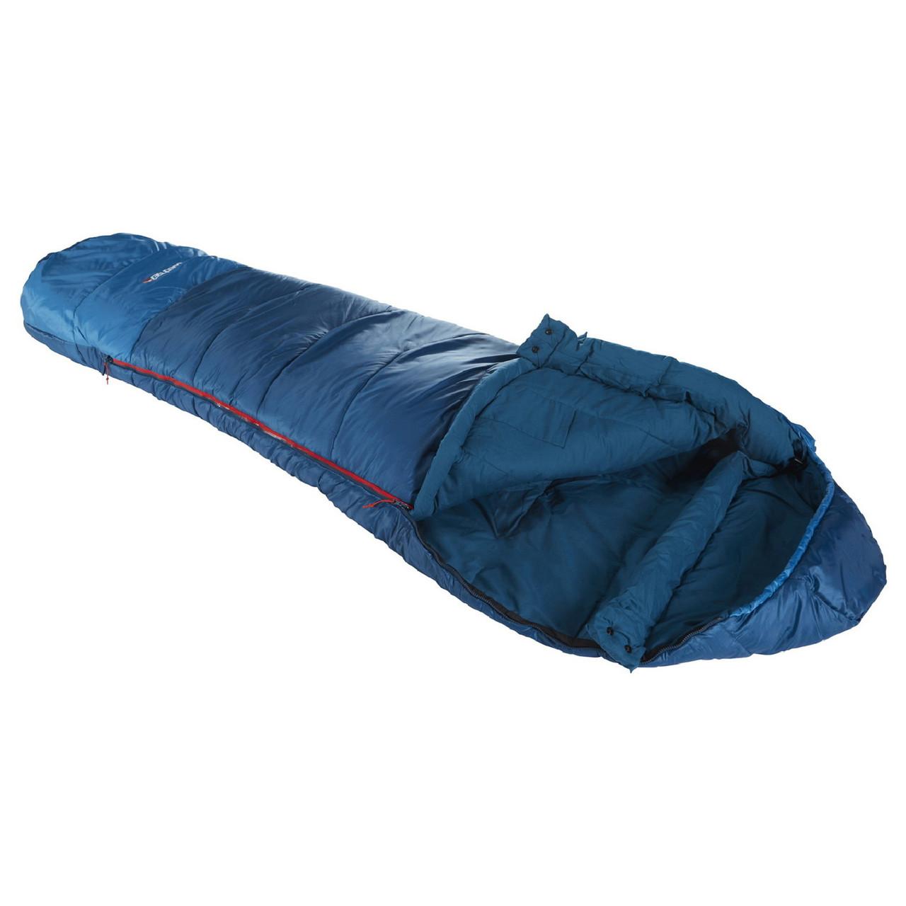 Спальный мешок Wechsel Dreamcatcher 0° L TL Legion Blue Left (232002)