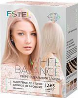 Набір Секрет ідеального блонда WHITE BALANCE 12.65 Прекрасний сапфір