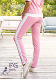 """Жіночі штани з лампасами """"Modern"""", фото 4"""