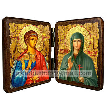 Икона Параскева Пятница Великомученица ,икона на дереве 340х230 мм