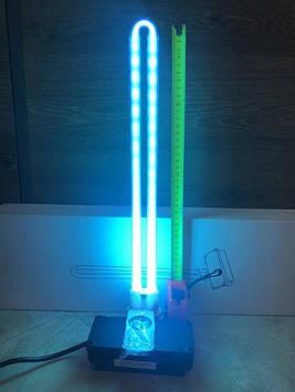 Кварцова ультрафіолетова лампа 38w