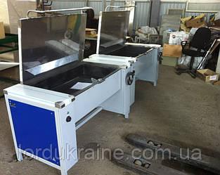 Сковорода электрическая профессиональная на 74 л. СЭМ-0,5С (стандарт) ТМ ЭФЕС