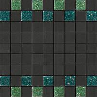 Плитка La Fabbrica Montenapoleone 300x300 961L31 Mosaico Starlight Verde Fandango Musa
