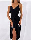 """Літнє жіноче плаття з запахом """"Vivien"""", фото 3"""
