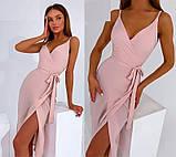 """Літнє жіноче плаття з запахом """"Vivien"""", фото 5"""