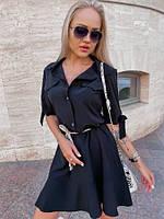 Жіноче плаття літнє,літнє плаття-сорочка новинка 2021, фото 1