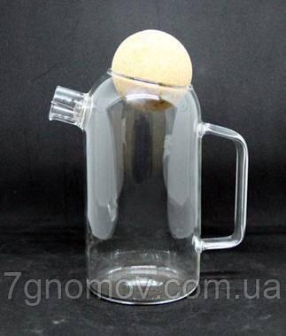 Чайник стеклянный Мяч 450 мл, фото 2