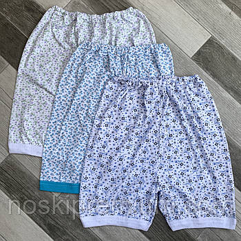 Панталоны женские трикотаж 100% хлопок Виком текстиль, размеры 56, 01931