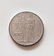 100 лир Италия 1979 г, фото 1