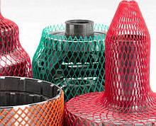 Сетка рукав упаковочная полиэтиленовая для валовых изделий