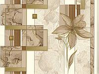 Вінілові шпалери супер мийка 5787-01 коричневий, фото 1