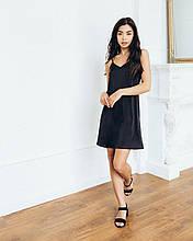 Сукня Етель коротке чорне