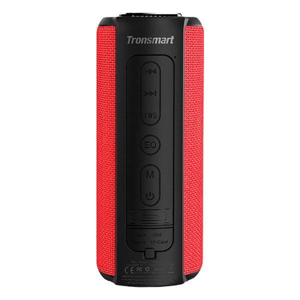 Колонка бездротова Tronsmart Element T6 Plus Red
