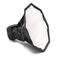 Cофтбокс  DCA6111 20см, черный+белый