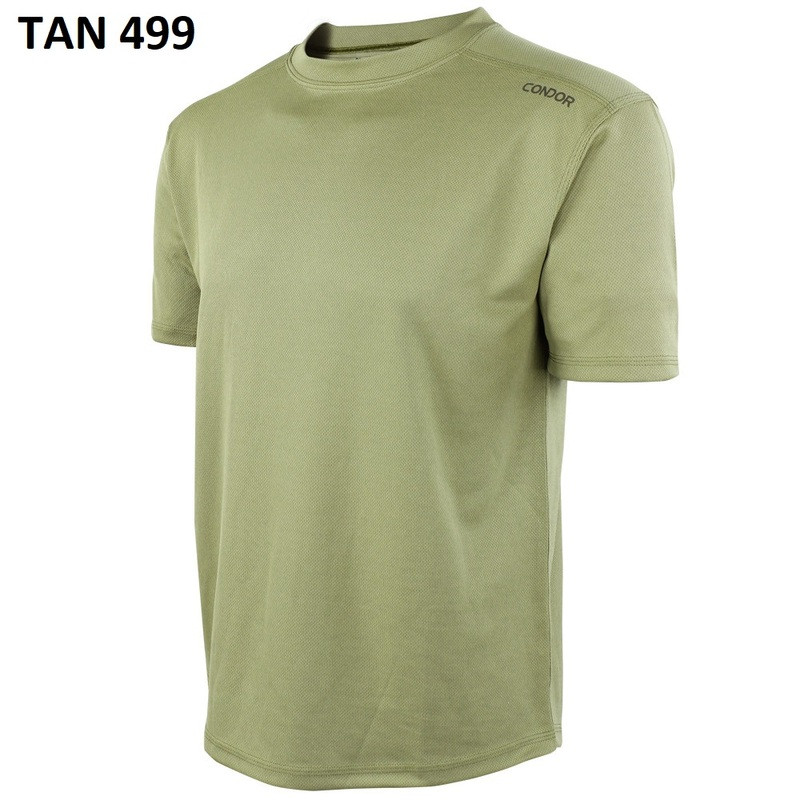 Термобелье футболка Condor MAXFORT Performance Top 101076 Medium, Тан (Tan)