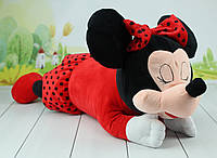 Детская подушка обнимашка Минни Маус, Микки Маус, 51 см., фото 1
