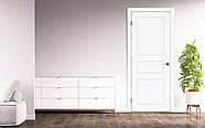 Двері міжкімнатні Емаль Класік Варшава, фото 2