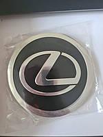 Наклейки на ковпачки, заглушки, наклейки на диски 90 мм Lexus Лексус