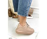 Кросівки на дутої підошві, фото 4