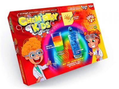 "Набор для опытов ""Chemistry Kids"" (укр) CHK-02-04U"