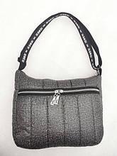Женская сумка планшет на плечо/Клатч женский Сумка стеганная только